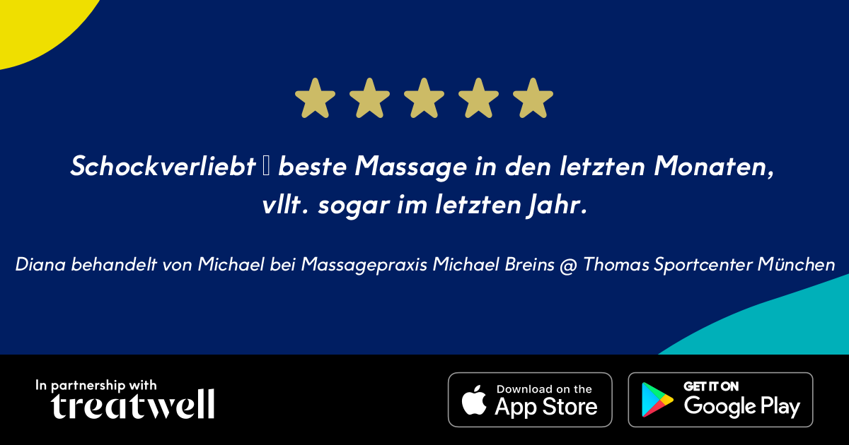 Masseur Michael Breins